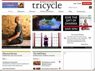 www.tricycle.com